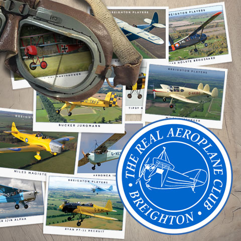 Fly-in events and airshows